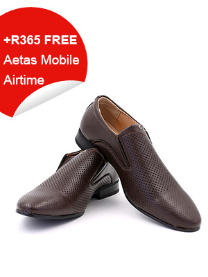 Formal Slip-on Shoe – Brown