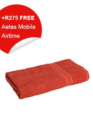 Bath Towel (Coral)