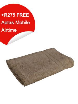 Bathroom Towel (Brown)