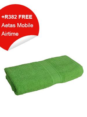 Bath Towel (Green)