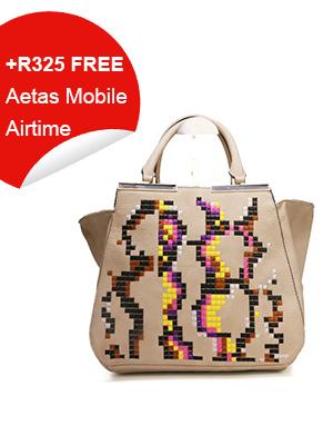 Beautiful Brown Ladies Handbag