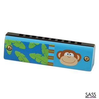 Harmonica – Monkey