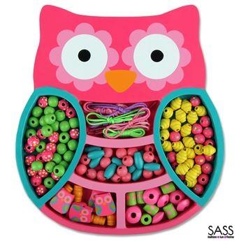 Bead Boutique – Owl
