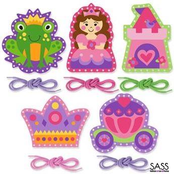 48 Count Puzzle Princess