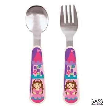 Silverware Set Princess