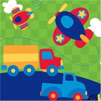 Placemats Transportation