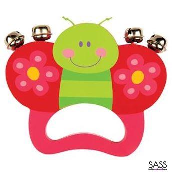 Hand Bells Butterfly