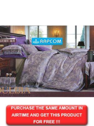 King Bedding Purple Set